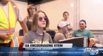 Visually impaired teens given UA student experience