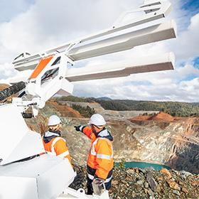 Groundprobe slope stability radar technology in action